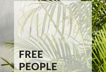 [Free People] / photographs I've taken for Free People