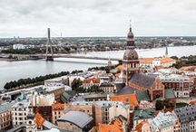 Latvia & Estonia Travel / Planning a summer trip to Riga, Latvia and Tallinn, Estonia