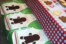 Gingerbread Party / by Adina Kilpatrick