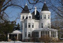 Beautiful Homes / by Telena Aiken