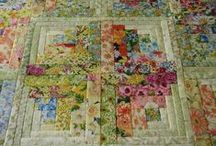 So many quilts, so little time! / by Doris Maier Gorzoch
