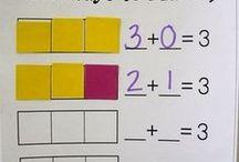 math / by Margy Farley