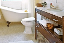 Bathroom Ideas / by Jana Miyamura