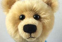 Pinney Bears   www.pinneybears.com / Hand Made Mohair Teddy Bears