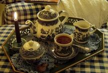Time For Tea / by Suellen Clark