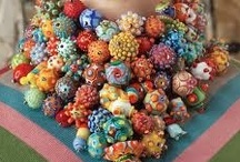 Beads, Beads, Beads / All things beads, projects, wants and wonders / by Melanie Morehead-Wolff