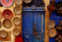Fancy Doors / by Lynn Wanner