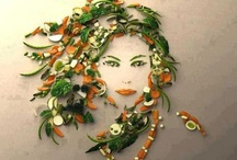 Food Art / by Lynn Wanner