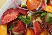 Tasty Veggies / by Lynn Wanner