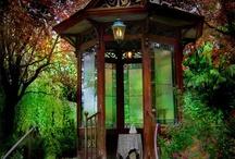 Romantic Gazebos / by Lynn Wanner
