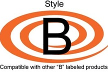 """Style """"B"""" Products! / STYLE B fits the following plug-in electric ranges:  GE, Hotpoint, Kenmore, Moffat, Monogram (GE), Profile (GE), RCA (GE) adn Roper (Built prior to 1990)."""