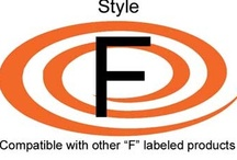 """Style """"F"""" Products! / STYLE F fits the following plug-in electric ranges:  Amana, Bosch, Camco, Frigidaire, Galaxy, GE, Inglis, Jenn Air, Kenmore, KitchenAid, Maytag and Whirlpool.  Style F fits most Canadian name brand plug-in electric ranges."""