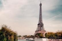 Paris / by Nadia Fournier