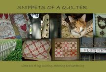 Quilt Blogs / by Janet Betts