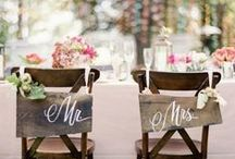 Wedding Decor / Wedding decor, flowers and the little touches / by Kendra StJohn