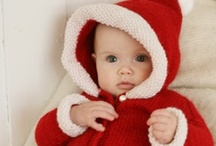 Baby Knits / Knit items for babies and young children / by Adina Kilpatrick
