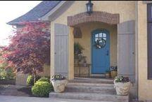 Outdoor and Patio Spaces / Outdoor and Patio Spaces