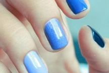 Nails / plain/ weird/ funny/ creative!