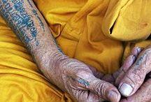india & henna work