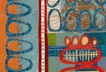 Connected Shapes & Forms / by Sally West