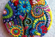 Embroidery Hints, Tricks & Trends / by Melanie Morehead-Wolff