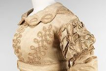 Research - Historical Costume: 19th Century / Historical Costume from the 19th Century