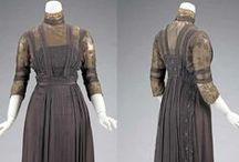 Research - HIstorical Costume: 20th Century / Historical Costume from the 19th Century