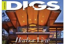 Harbor View / The latest South Bay Digs magazine.