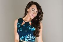 Ovacome loves... / To coincide with March's Ovarian Cancer Awareness Month, Apricot Clothing have joined forces with singer, TV presenter and fitness expert, Michelle Heaton, to promote a dress with all profits going to Ovacome, the ovarian cancer charity.  / by Ovacome . .