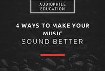 Music Tutorials & Resources / Learn all about how to write music, how to produce music, songwriting and gear & software reviews.