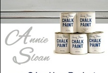 Annie Sloan Chalk Paint / by K. Mulberry