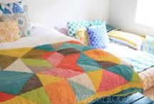 Needlework: quilts / by Sue Craven