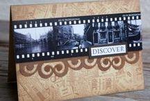 Filmstrips / Creative projects using Darkroom Door Filmstrip images!