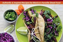 Mexican Cookbooks / Vegan and Omni Mexican cookbooks for everyday inspiration.