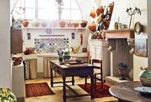 I DREAM of HOME / Lovely things that would help complete the perfect dream home