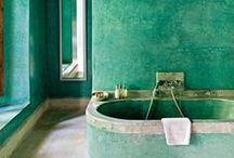 bathrooms / by Nancy Duncan