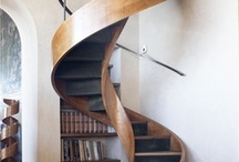 stairs / by Nancy Duncan
