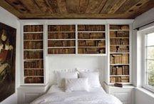 bedrooms / by Nancy Duncan