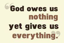 Bible Quotes & Sayings / by Sarah Garcia
