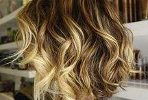 Hair / by Stacey Desmarais Romanski