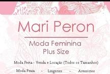 Mari Peron - Moda Feminina Plus Size e Acessórios