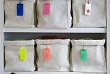 Organized Mumma / Organization and storage ideas.