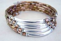 Jewelry: bracelets / Since I don't have a watch category (so far), I count watches as bracelets, too. / by Sue Craven