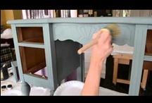 Annie Sloan Chalk Paint Tutorials / by K. Mulberry