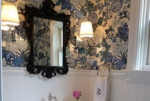 Bathrooms IIII / by K. Mulberry
