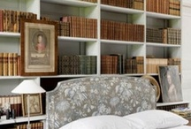 Bookcases II / by K. Mulberry