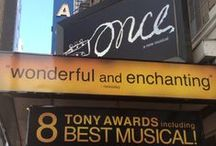 Broadway / Theatre / by K. Mulberry