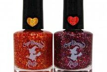 Nail polish: indie brands / Fall in love at your own risk, because these come and go quickly! / by Sue Craven