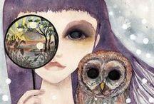 Owls Owls Owls❤️