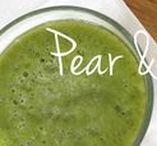 Smoothies for Mummas / Smoothie recipes - drinkable health